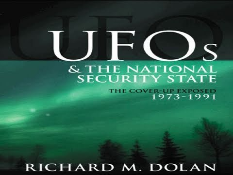 UFOs and the National Security State - Richard Dolan LIVE at the X-Conference