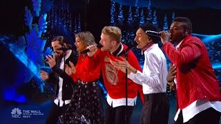 Pentatonix - America's Got Talent 2016 - Holiday Special
