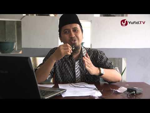 Kajian Fikih Pendidikan Anak: Antara Anak Dan Rukun Islam Bagian 2 - Ustadz Abdullah Zaen, MA