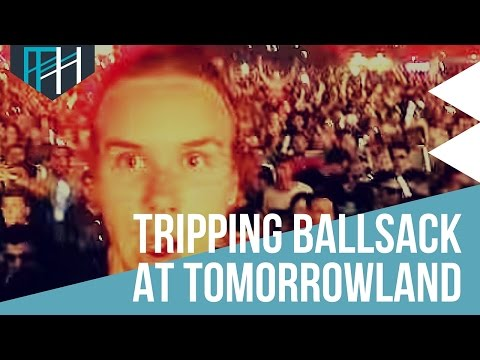 Partying at Tomorrowland in Brazil! (Vlog) :)