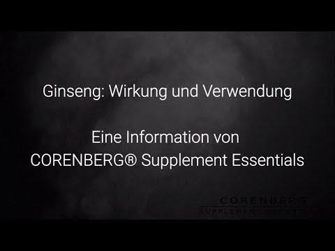 Ginseng: Wirkung, Anwendung und Geschichte