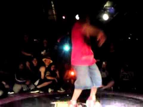 Pelezino,El niño & Cico Judges showcase(RED BULL BC ONE EASTCOAST TOP16)