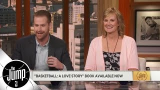 "Talking to authors of the epic book ""Basketball: A Love Story"" 