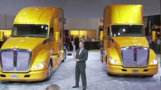 The Kenworth T680 Unveiled