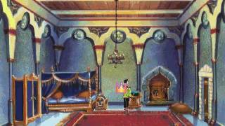 Let's Play King's Quest 6 - part 29 - Correspondence