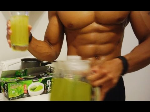 "BURN FAT with ""Mint Green Tea"" recipe (Big Brandon Carter ..."