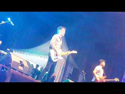 konser sheila on 7 live medan PRSU 2017