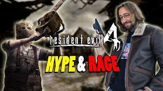 HYPE & RAGE: Resident Evil 4 - Professional Village Edition