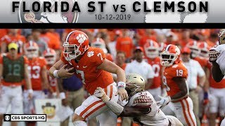 Florida St vs Clemson Breakdown: No.2 Clemson pounds Florida for 21st straight win | CBS Sports HQ