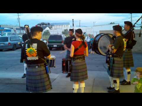 We Will Rock You Bagpipes