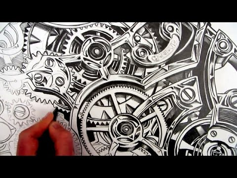 Clock Watch Drawing How to Draw Drawing Challenge