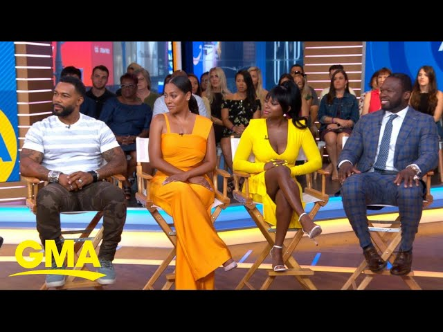 Cast of 'Power' takes over 'GMA' l GMA thumbnail