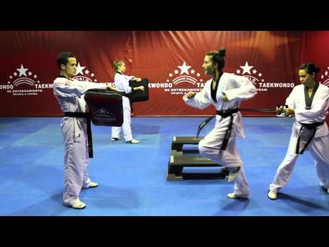 WORLD TAEKWONDO TRAINING PROGRAM- DVD NO.13 Image 1