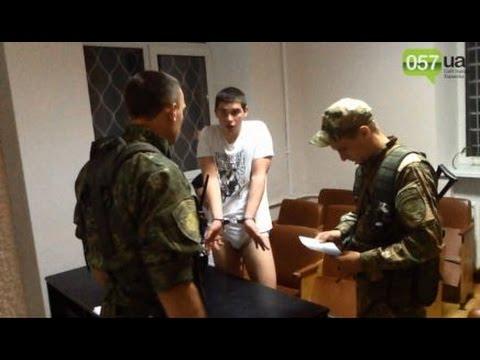 Как «Харьков-1» задерживал пьяных «мажоров»