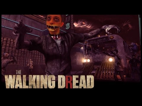 Dread e GabboDSQ: CHE COPPIA SU ZOMBIE! | The Walking Dread [Ep. 2]