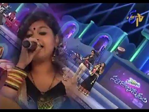 Swarabhishekam - Vijay Prakash,Sumangali Performance - O Premincha Kothaga Song - 24th August 2014