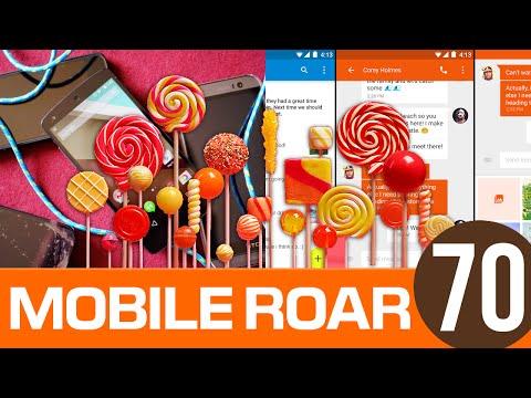 Mobile Roar 70: Lollipop Land