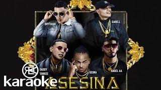 Asesina Remix Brytiago Darell Daddy Yankee Ozuna Anuel Aa Karaoke Instrumental