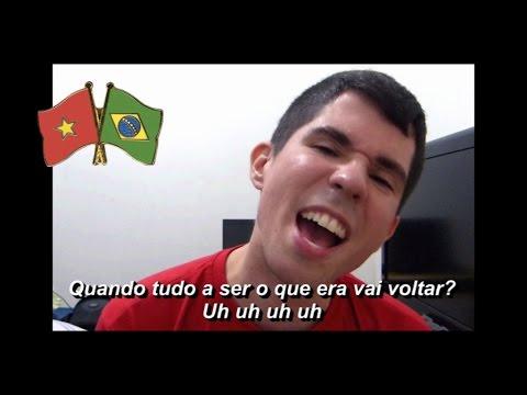 Em Của Ngày Hôm Qua phiên bản Brazil