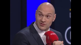 LIVE BOXING TALK : TYSON FURY SIGNS NEW ESPN DEAL , WILDER SAYS FIGHT CAN STILL BE MADE ?