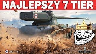 NAJLEPSZY CZOŁG 7 TIERU - World of Tanks