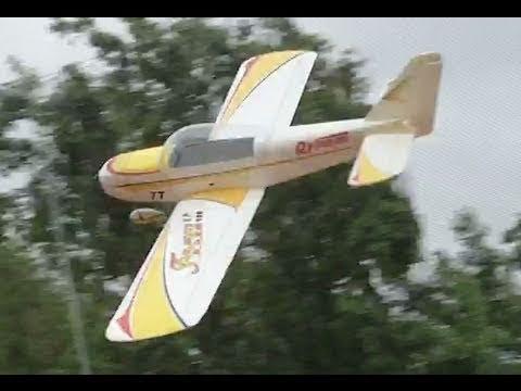 Hobby King Dynam Ep Focus 400 Flying video