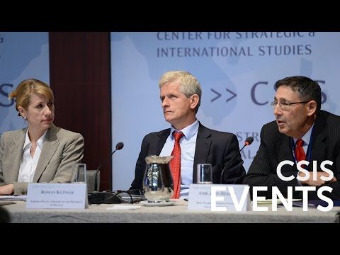 Formulating a New Foreign Policy Approach toward Russia: Panel 2