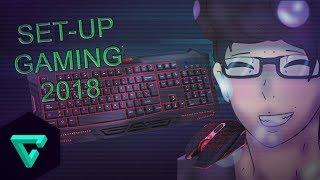 PRIMER SET-UP DEL CANAL | sentey keyboard and mouse gaming | SET-UP