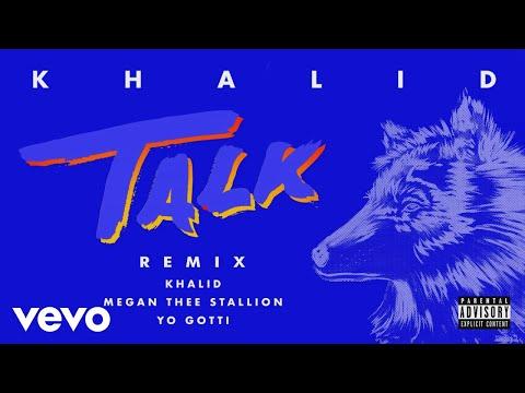 Download Lagu  Khalid, Megan Thee Stallion, Yo Gotti - Talk REMIX Audio Mp3 Free
