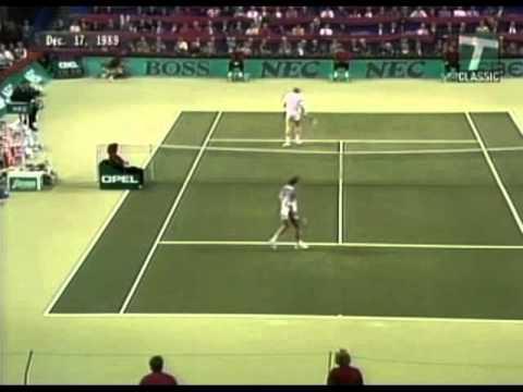 ステファン エドバーグ(エドベリ) テニス Series 45