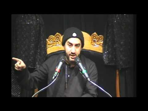 Honor Killings - Dr Sayed Ammar Nakshawani - Muharram 5th Night 1438 / 2016