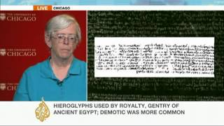 Cleopatra-era Egyptian dictionary published