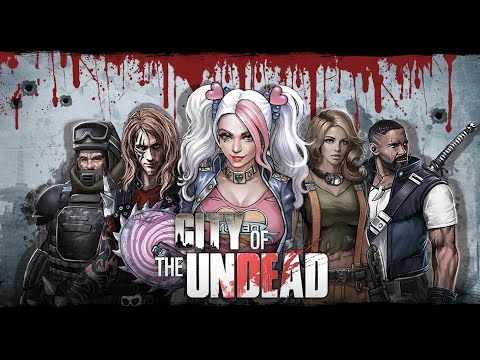 City of the Undead Android GamePlay (By OG Limited)