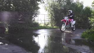 2015 Honda CRF450X and CRF250X