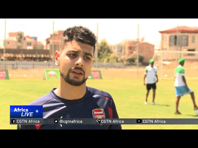 Ethiopia's local tacticians receive advanced training from Arsenal coaches