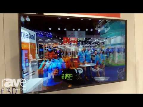 InfoComm 2016: TrueConf Features 3D Video Conferencing