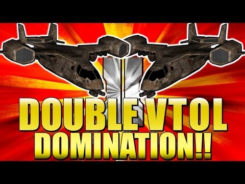 Black Ops 2 - DOUBLE VTOL WARSHIP BEASTING on RAID! + HUGE TEAMCHAOS ANNOUNCEMENT