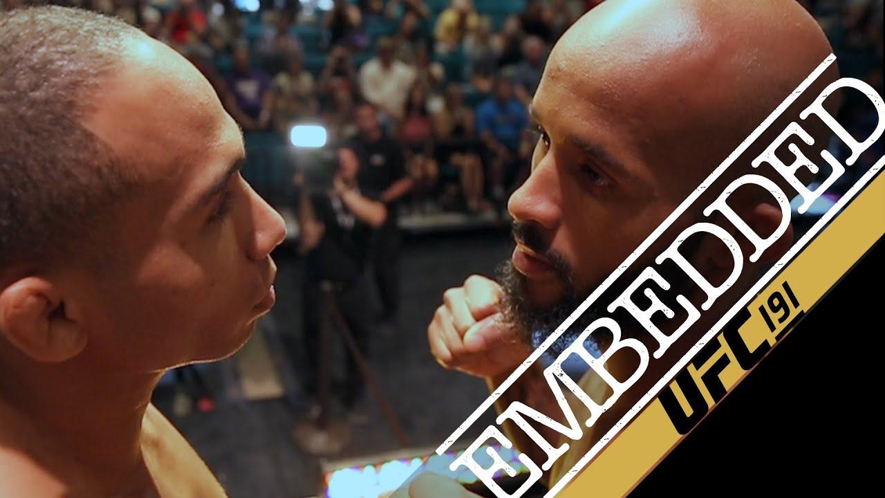 UFC 191 Embedded: Vlog Series - Episode 5