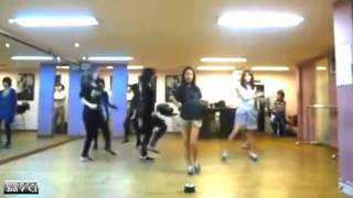 Tara - Why are you being like this mirror full dance practice