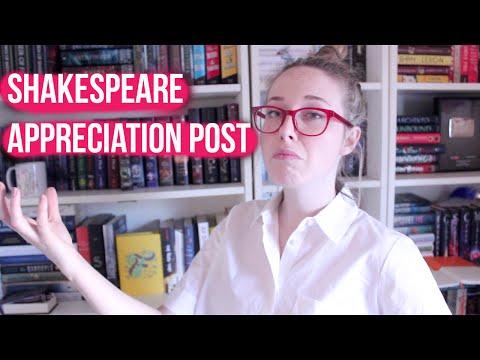 Shakespeare Appreciation Post!