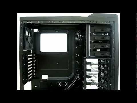 Corsair Carbide 400R Mid-Tower Case - Component Installation
