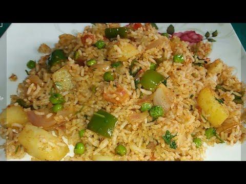 5 ನಿಮಿಷದಲ್ಲಿ ಮಾಡಿರಿ ಟೆಸ್ಟಿ ಟೂಮಟು ಪುಲವ್/5mits different tomato Pulao / Instant Tomatobath in Kannada/