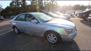 Hereu0027s A 2006 Hyundai Sonata GLS ( ONLY $1250 ) Americau0027s CHEAPEST CARS