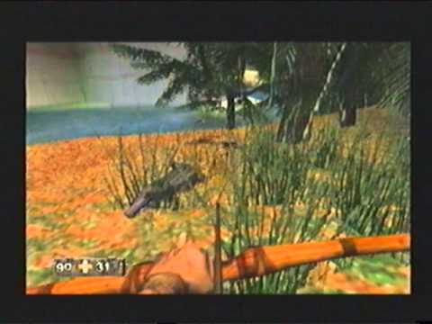 Turok: Evolution - PS2 - Chapter One