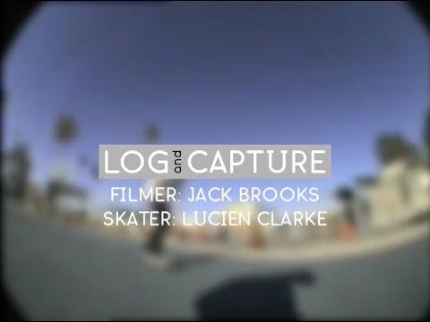 Log & Capture: Jack Brooks - Lucien Clarke