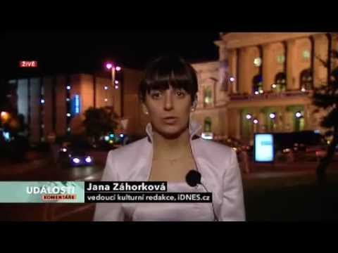 George Michael Czech News Item