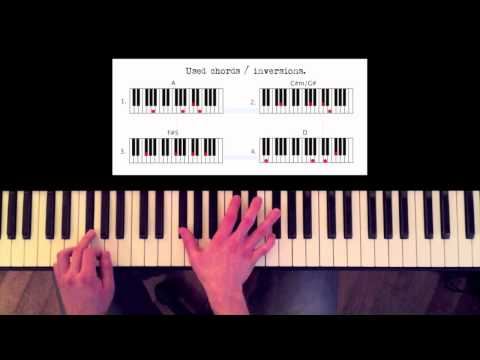 How To Play: Adele - Someone Like You. Original Piano Lesson. Tutorial By Piano Couture. video