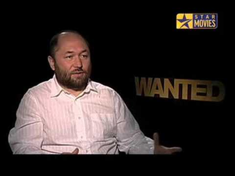 "Star Movies VIP Access ""Wanted"": Timur Bekmambetov"