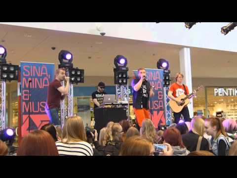 Timi Lexikon - Siivet Auki (live  Matkus) video