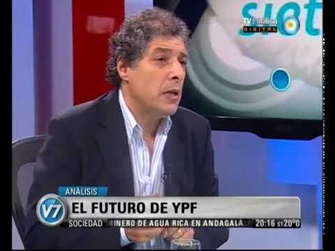 Visión Siete: El futuro de YPF